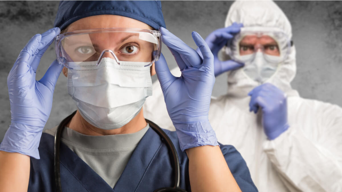 COVID - 19 y Prevención de Riesgos en el Sector Sanitario