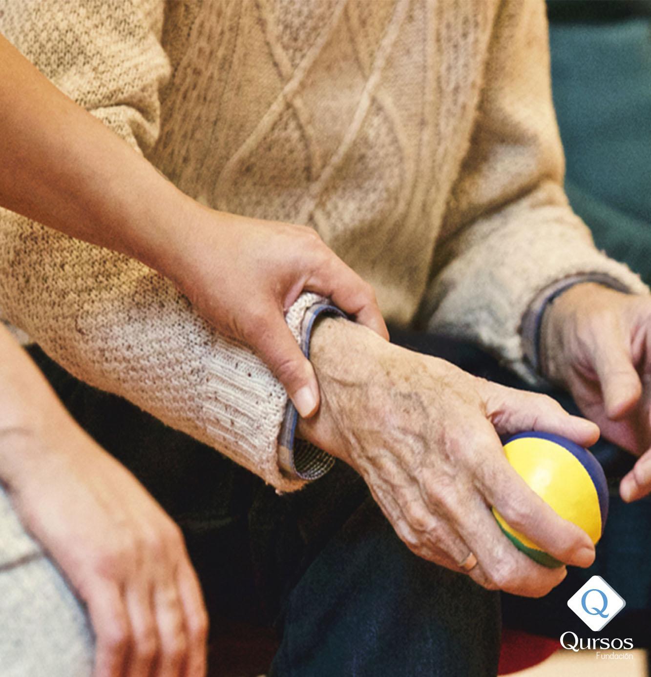 Actuación del celador con el enfermo de Alzheimer